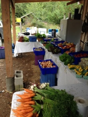 Friday night Farm Stand